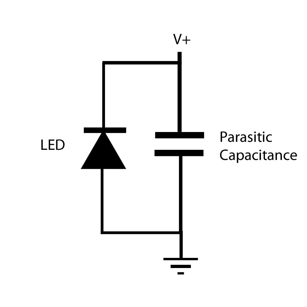 using leds as light detectors  ldds