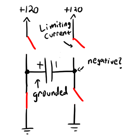 the follies of driving a capacitive load with an h