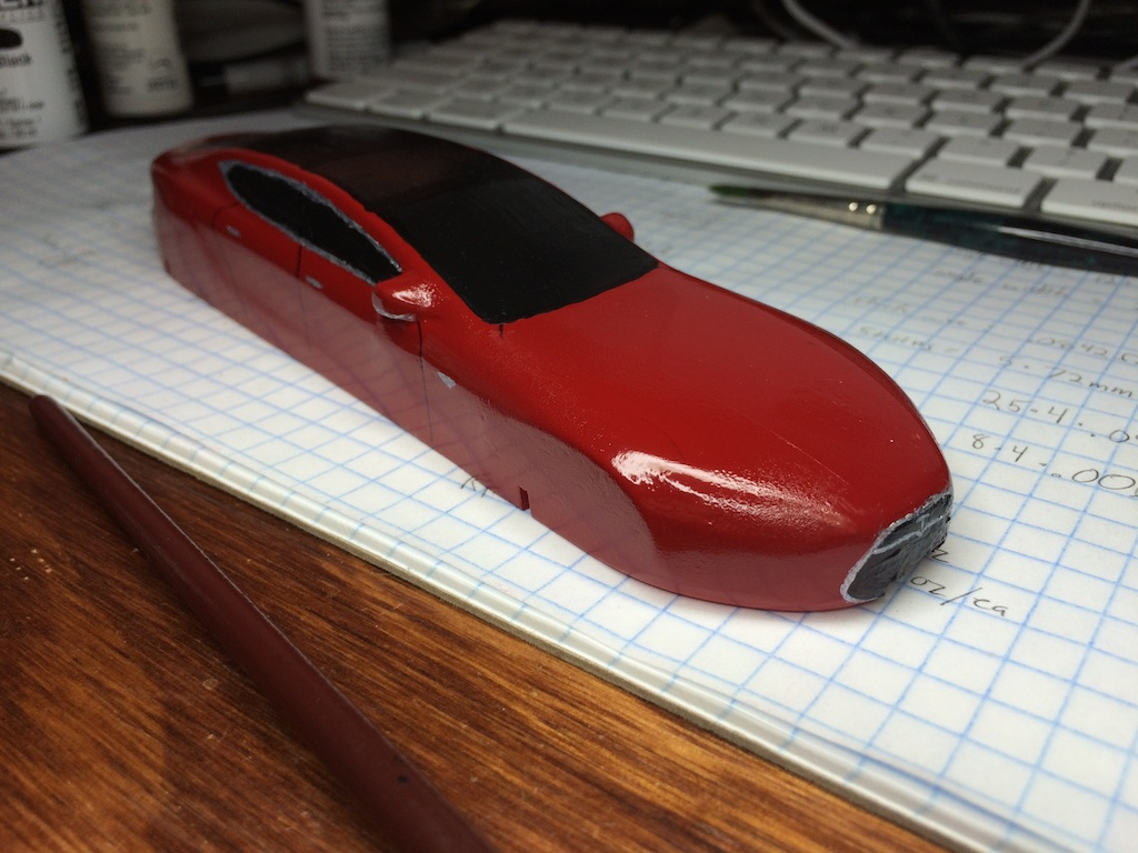 Car Paint Colors >> Lorentz forces and cheating at the Pinewood Derby ...